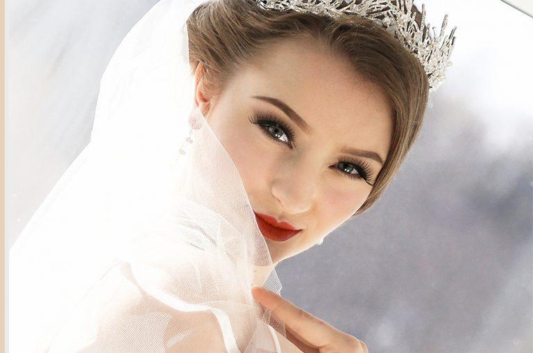 Cover of Wedding Brochure for Shine Photo Studio